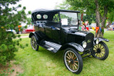 1921 Ford Model T - you can have any color you want as long as it is black, Car Show, Long Grove