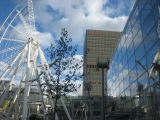Manchester Wheel said i am back, miss me? please say 'YES'