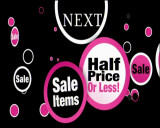 Sale Items--NEXT
