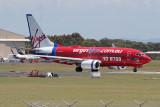 VH-VBO - Virgin Blue 737 - Williamtown 10 Nov 06