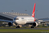 VH-OGV - QANTAS 767 - Brisbane 18 Feb 07
