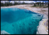 Thermic Pool - Yellowstone 2000