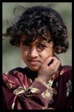 Omani girl - Nizwa