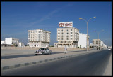 Salalah City centre  - plenty of room....