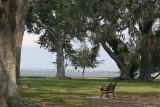 Mandeville and Lake Pontchartrain shoreline