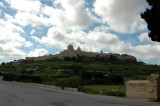 Up Towards Mdina
