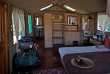 Chitabe Tent Interior