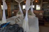 Kwetsani Tent Interior