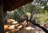Kwetsani Walkway to Tent