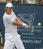 Tomas Berdych, 2007