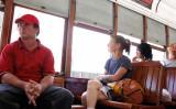 NO9014 Trolley riders