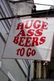 NO9055 Huge Ass Beers