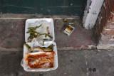 NO9558 Street dinner