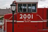 NO9633 2001- 'Belle Rouge'