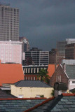 NO9685 Storm over the city