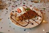 NO 9784 Meeting lunch dessert