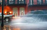 NO9917 City rain