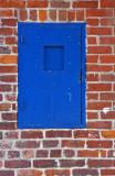 NO9826 Blue Window in a Window