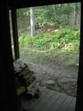 Cabin doorway 0530