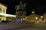 See Vienna in the night