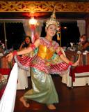 The Elegance of Thai dance