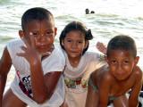 Gang of Three at Jomtien Beach