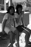 Nam Fon and Her Girlfriend