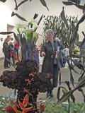 Floral display  by Marsha Heckman .. 3904