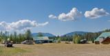 Scenes in and near Apgar Village in Glacier National Park
