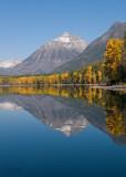 zP1020555 Reflection at Lake McDonald Lodge in Glacier National Park.jpg