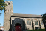St Peter Hungate, Elm Hill