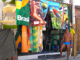 Being a tourist in Brazil