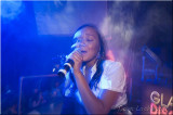 Booty Luv singing live @Glam Disco, Visage, Huddersfield