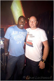 Martin Offiah & Bruce @ Glam Disco, Visage, Huddersfield