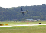 F4U  Corsair Down low