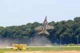 F-18 Blast off