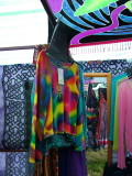Colourful jumper