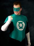 Green Lantern.