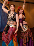 Belly dancers performance 3.