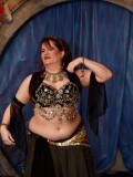 Belly Dancer Performance 4.