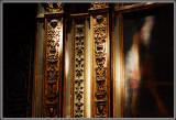 murs de la cathedrale de Sienne