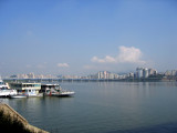 View over the Hangang river