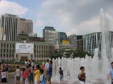 Seoul Plaza and City Hall