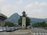 Statue of Admiral Lee Sun-Sin