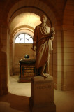 Voltaire tomb