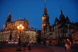 Hofkirche and Royal Palace
