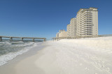 """""""Before"""" and """"After"""" of the Navarre Beach Restoration Project"""