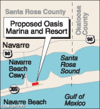 Oasis Marina and Resort - Navarre Beach, Florida