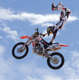 HUNTINGTON BEACH US OPEN FREESTLYE MOTOCROSS