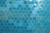 Tile in Blue